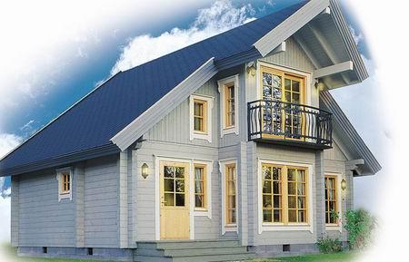 Resize of уютный финский дом