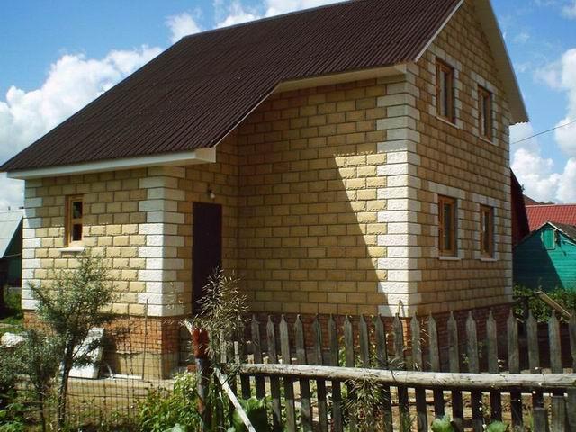 дом для небольшого достатка-3
