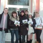 Учащиеся ШПМ, фото Березкиной В.